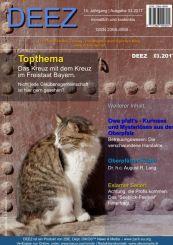 Cover der DEEZ-Ausgabe 03.2017 - Mit einem Mouseklick Online lesen oder downloaden!