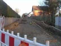 Die General-Kanalsanierung der Schellenbachstrasse geht weiter.