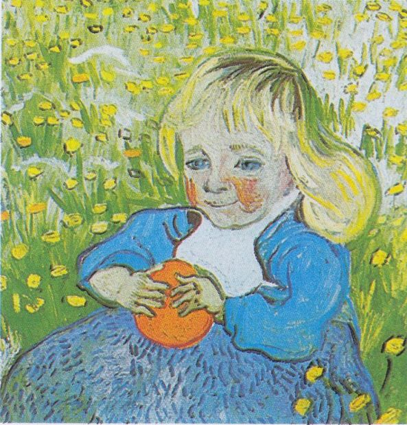 735px-Van_Gogh_Kind_mit_Orange