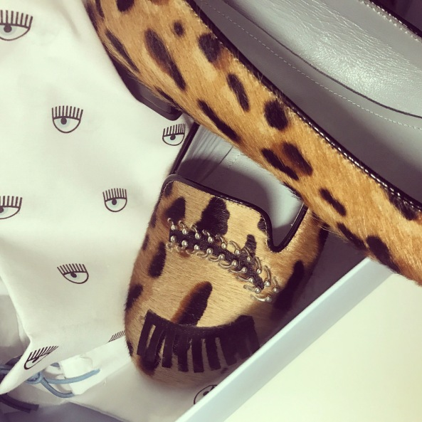 Chiara Ferragni Footwear Collection