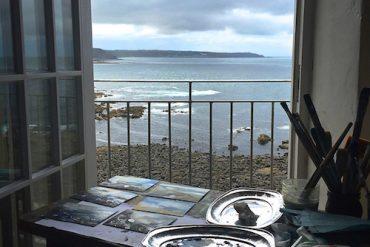 West Cornwall writers retreat